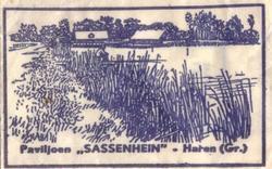 Foto van Paviljoen Sassenhein
